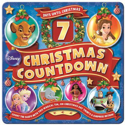 Disney 7 Days Until Christmas Countdown image number 1