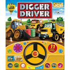 My First JCB Digger Driver Board Book image number 1