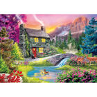 Mountain Idyll 500 Piece Jigsaw Puzzle image number 2