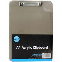 A4 Acrylic Clipboard