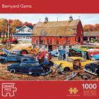 Barnyard Gems 1000 Piece Jigsaw Puzzle image number 1