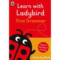 Learn With Ladybird: First Grammar Activity Book