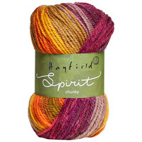 Hayfield Spirit Chunky: Casper Yarn 100g