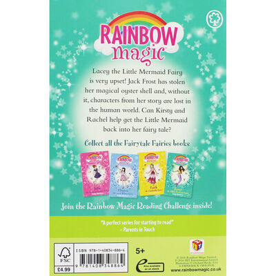 Rainbow Magic - Lacey the Little Mermaid Fairy image number 2