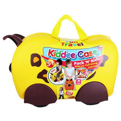 Leopard Kiddee Case - Kids Travel Case image number 3