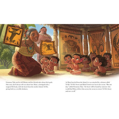 Disney Moana: Storytime Collection image number 2