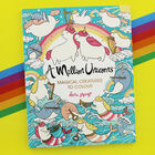 A Million Unicorns: Magical Creatures to Colour image number 2