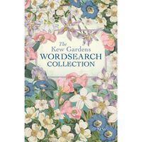 The Kew Gardens Book Of Wordsearch