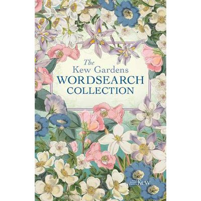 The Kew Gardens Book Of Wordsearch image number 1