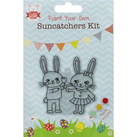 Paint Your Own Easter Suncatcher Kit - Assorted