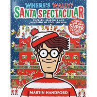 Where's Wally?: Santa Spectacular