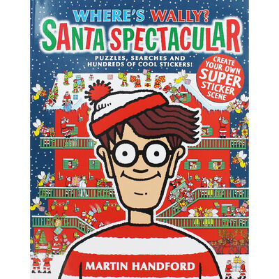 Where's Wally?: Santa Spectacular image number 1