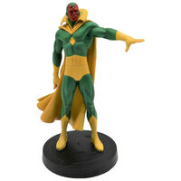 Marvel Fact Files: Vision Statue