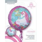 18 Inch Unicorn Helium Balloon image number 3