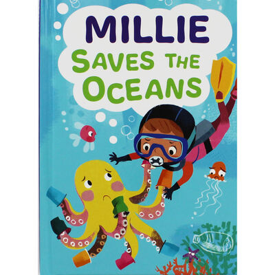 Millie Saves The Oceans image number 1