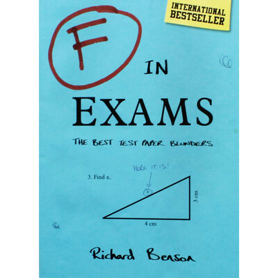 F In Exams image number 1