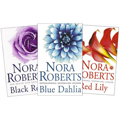 Nora Roberts In The Garden Trilogy Book Bundle image number 1