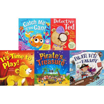 Pirate Pete & Friends: 10 Kids Picture Books Bundle image number 3