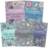 Peace and Calm Colouring Bundle