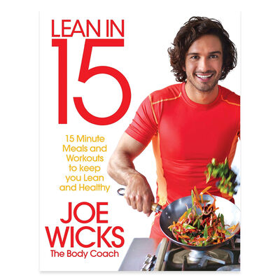 Joe Wicks Lean in 15: 3 Book Collection image number 2