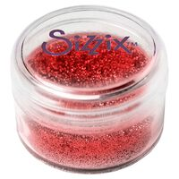 Sizzix Biodegradable Glitter 12g: Hibiscus