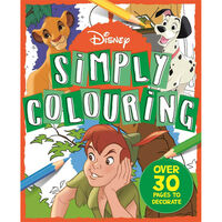 Disney: Simply Colouring