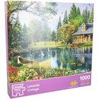 JCPi 1000pc Lakeside Cottage  image number 1