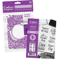 Crafters Companion Collection Deal - Eternal
