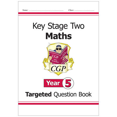 KS2 Maths Targeted Question Book: Year 5 image number 1