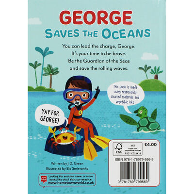 George Saves The Oceans image number 2