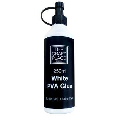 White PVA Glue 250ml image number 1