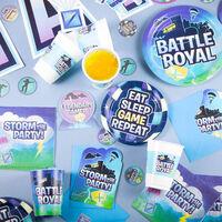 Battle Royal Lunch Napkins: Pack of 16