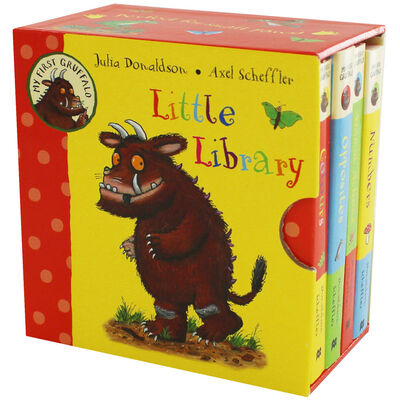 My First Gruffalo: Little Library image number 1