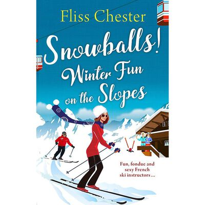 Snowballs!: Winter Fun on the Slopes image number 1