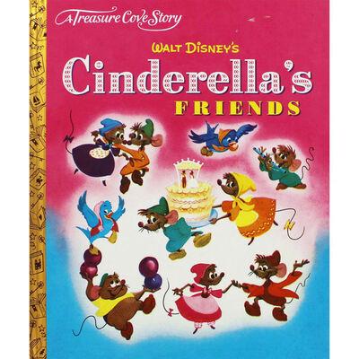 Walt Disneys Cinderellas Friends - A Treasure Cove Story image number 1