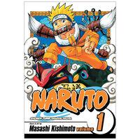 Naruto Volume 1: Uzumaki Naruto