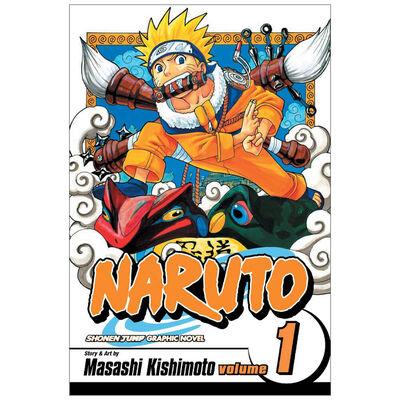 Naruto Volume 1: Uzumaki Naruto image number 1