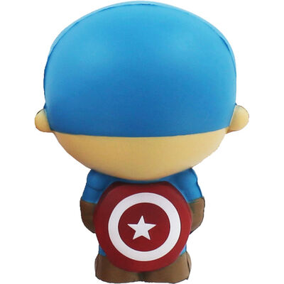 Marvel Avengers Captain America Squishy Toy image number 2