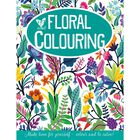 Floral Colouring Book image number 1