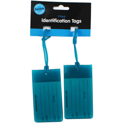 Identification Tags - Pack of 2 image number 1