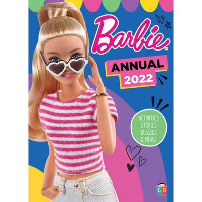 Barbie Official Annual 2022 image number 1