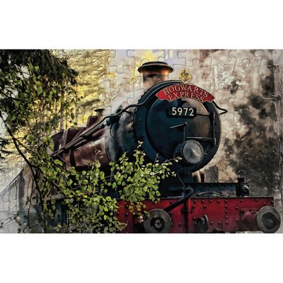 500 Piece Harry Potter Jigsaw Puzzle image number 2