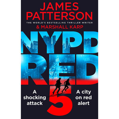 James Patterson NYPD: 5 Book Collection image number 6