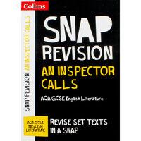 Snap Revision: An Inspector Calls