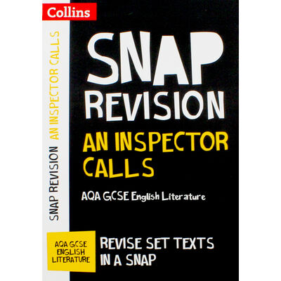 Snap Revision: An Inspector Calls image number 1