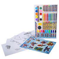 Marvel Colouring Art Kit