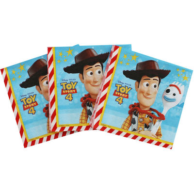 Toy Story Napkins - 20 Pack image number 2