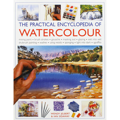 The Practical Encyclopedia of Watercolour image number 1
