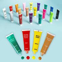 Paint Set: Assorted Colours