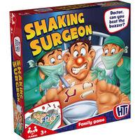 Shaking Surgeon Game